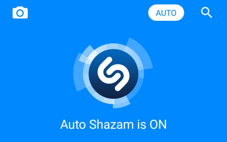 """Shazam Update: """"Auto Shazam"""" in Quick Settings of Android ..."""