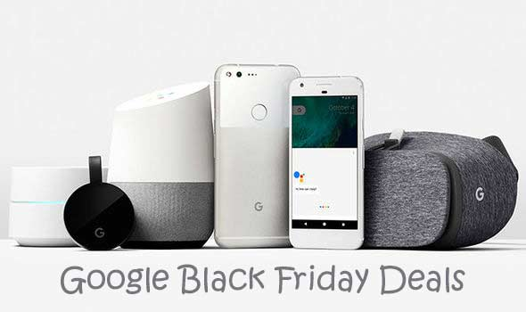Google Black Friday Deals