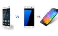 Huawei Mate 9 Vs Samsung Galaxy S7 Vs Xiaomi Mi Note 2