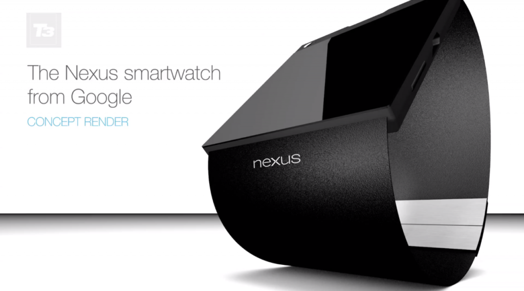 Couple of Google 'Nexus' Smartwatches On The Way for Next ...