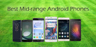 Best Mid-range Android Phones of 2016