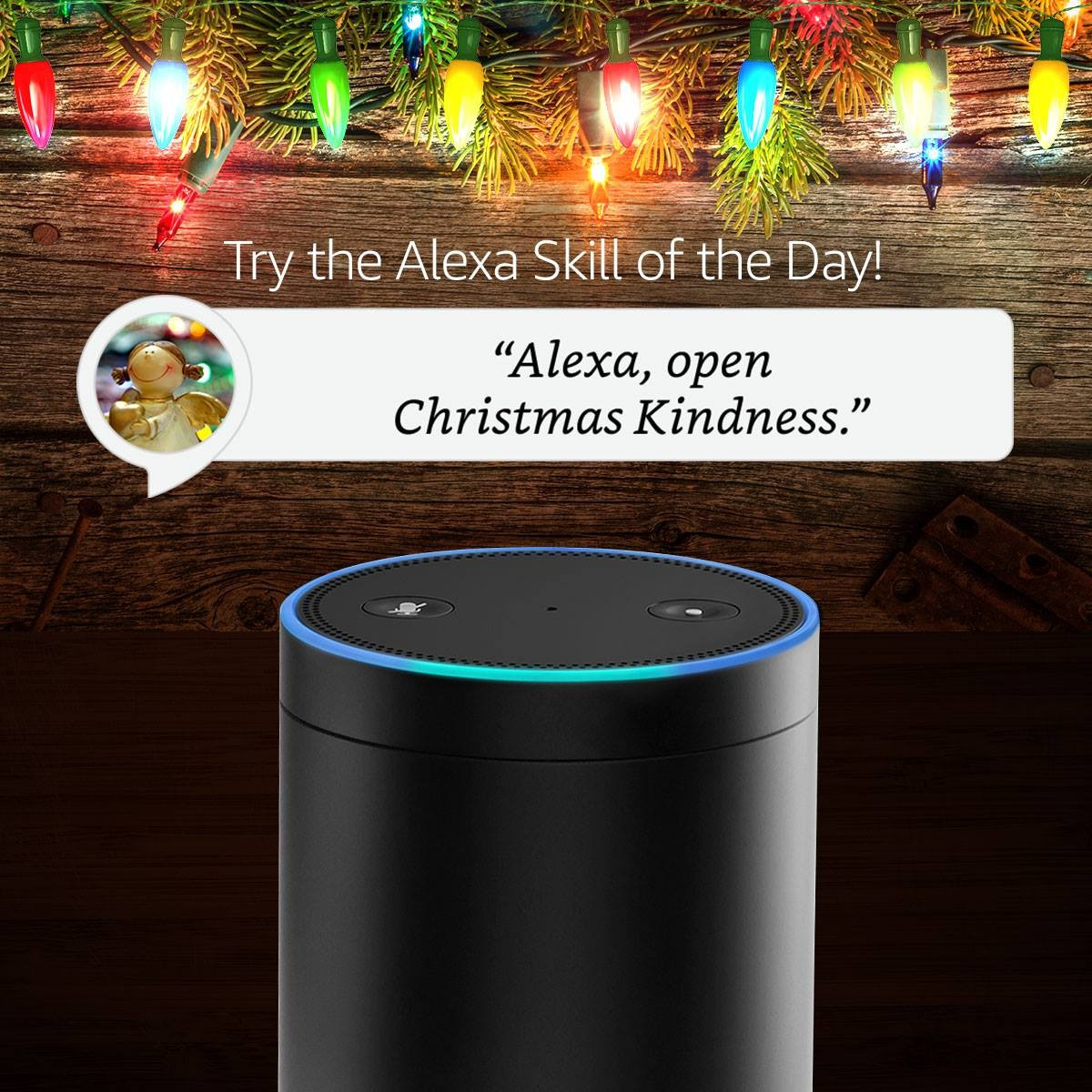 Amazon Giving Gift Cards with some Alexa Commands