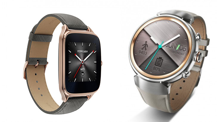 Asus Zenwatch 2 and Zenwatch 3 Gets Major OTA Update