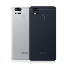 Asus ZenFone 3 Zoom silver and black black