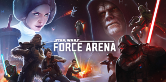 tar wars force arena