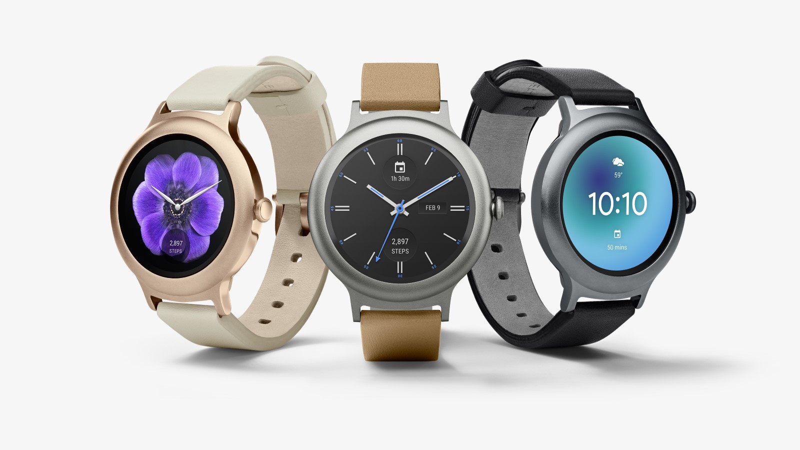 LG Android Watch Official 2