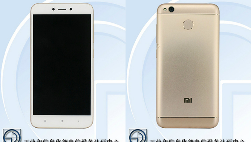 Xiaomi Redmi 5 Spotted On TENAA With 4000 MAh Battery