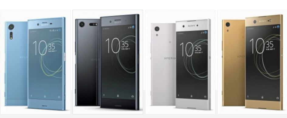 xperia devices