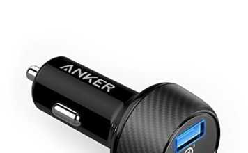 Anker's Quick Charge 3.0 Dual-Port Car Charger