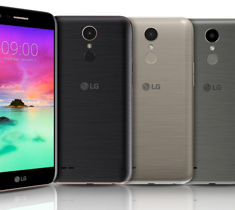 Lg K10 2017 Full Specifications Price Features