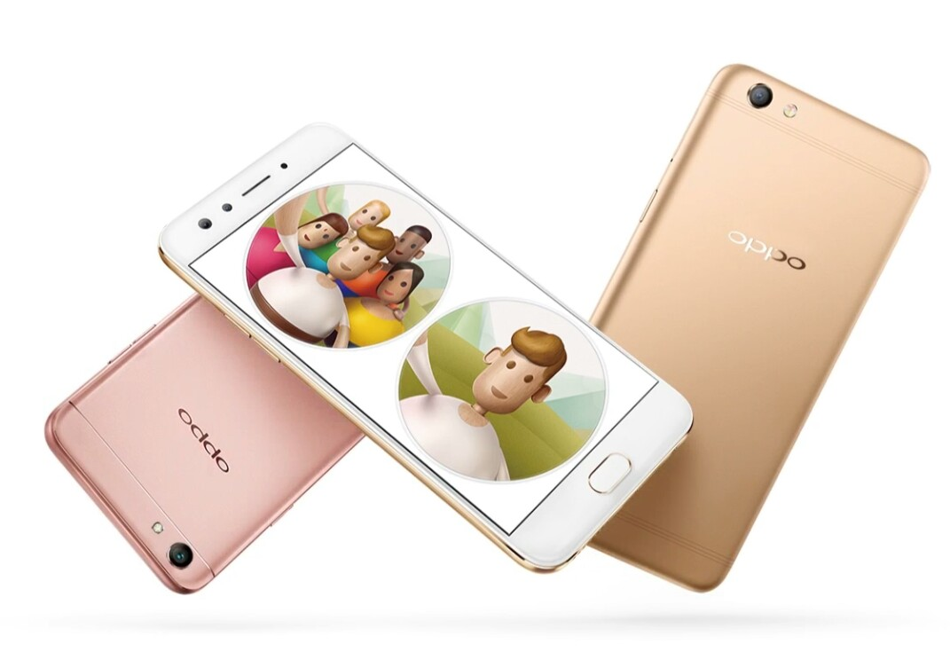 oppo announces its f3 plus with 4000 mah battery along oppo f3