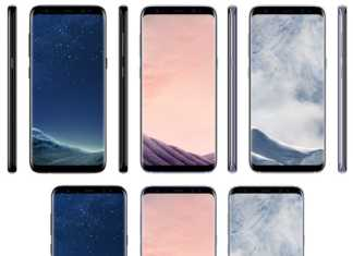 Samsung Galaxy S8 Plus Leaks