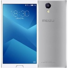 Meizu M5 Note front and back