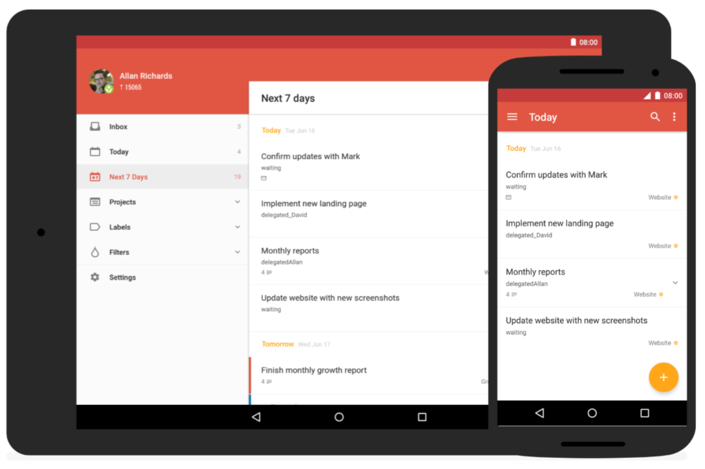 Todoist-Android