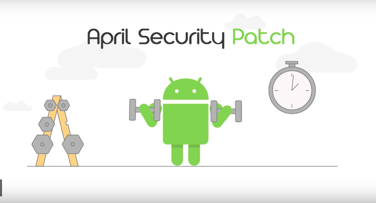 april security patch