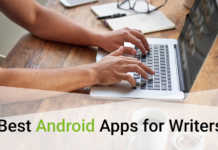 best android app for writers