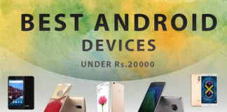 best android devices for rs 20000