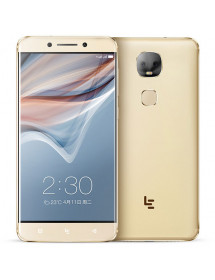 LeEco Le Pro 3 AI Edition front and back