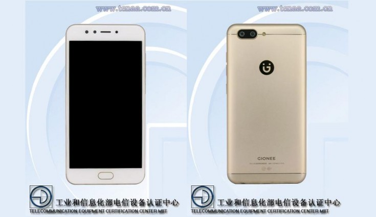 Gionee S10 with Dual rear camera setup, 4GB RAM spotted
