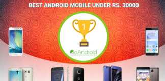 best android mobile under 30000