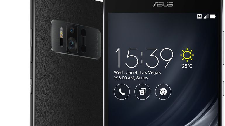Asus ZenFone 4 Max with Dual Rear Cameras, 5000mAh battery Announced