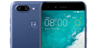 Gionee S10 Blue