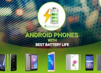 android phone with best battery life
