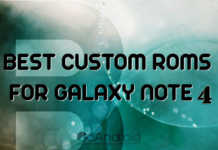 Best custom ROMs for Samsung Galaxy Note 4