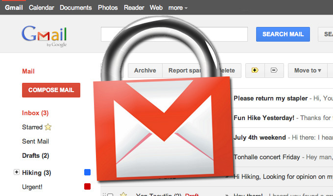Google adds security features to Gmail