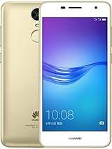 Huawei Y6 (2017) front and back