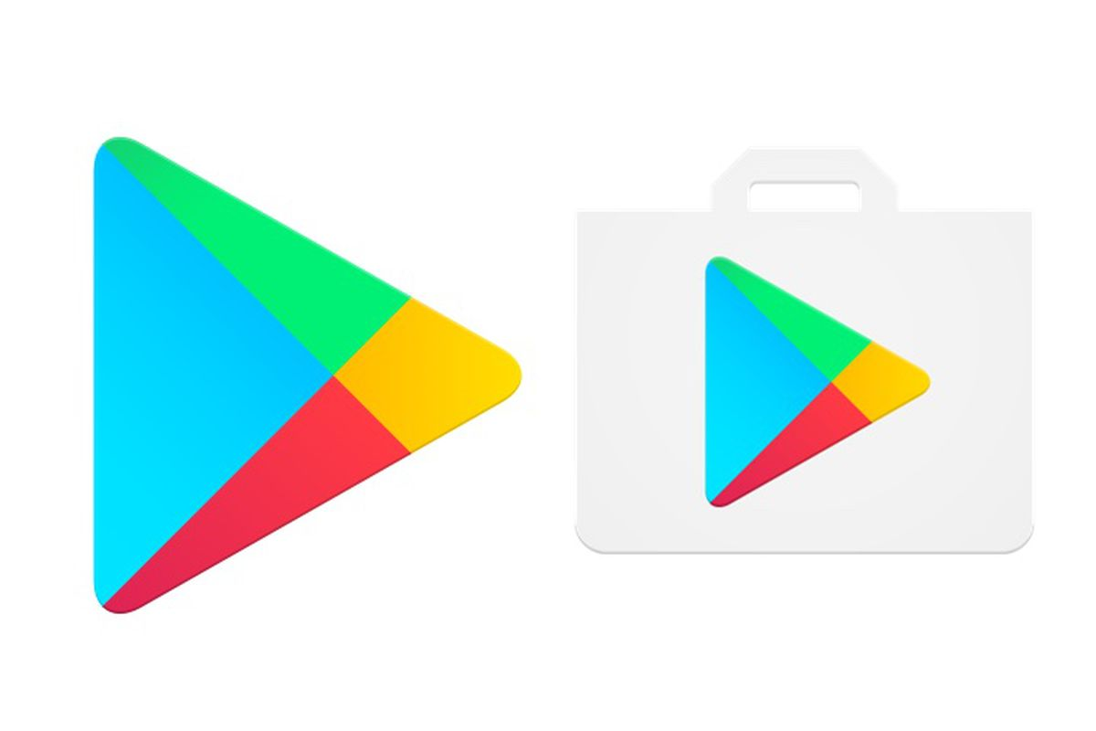 Google Adopts New And Updated Play Store Icon Goandroid