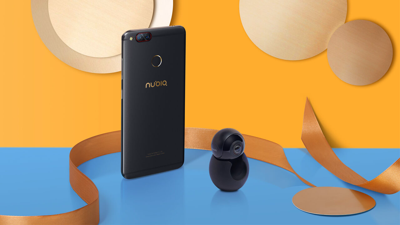 ZTE Nubia Z17 Mini comes to India, priced at Rs. 19999