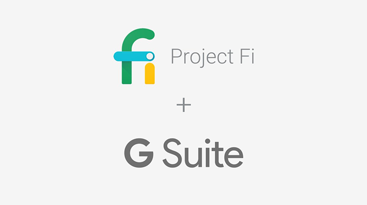 Users with G Suite accounts can now sign up for Project Fi