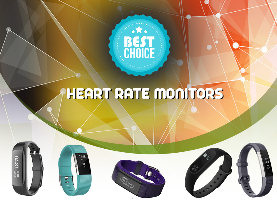 heart fitness trackers 2017
