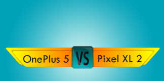oneplus 5 vs pixel xl 2
