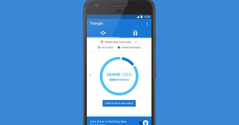 Google's new app Triangle will help users better manage their mobile data
