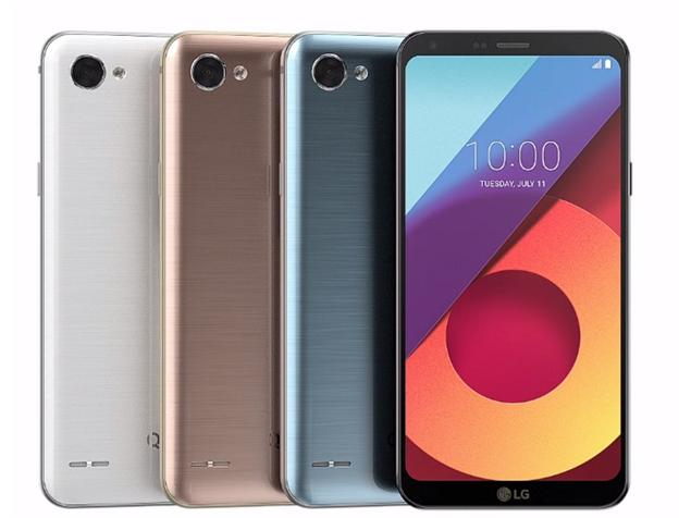 LG introduces mid-tier smartphone series with the Q6