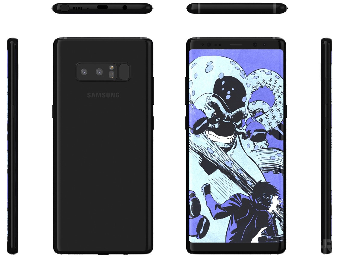 Blue Coral Samsung Galaxy S8 And S8 Plus Launches On Friday