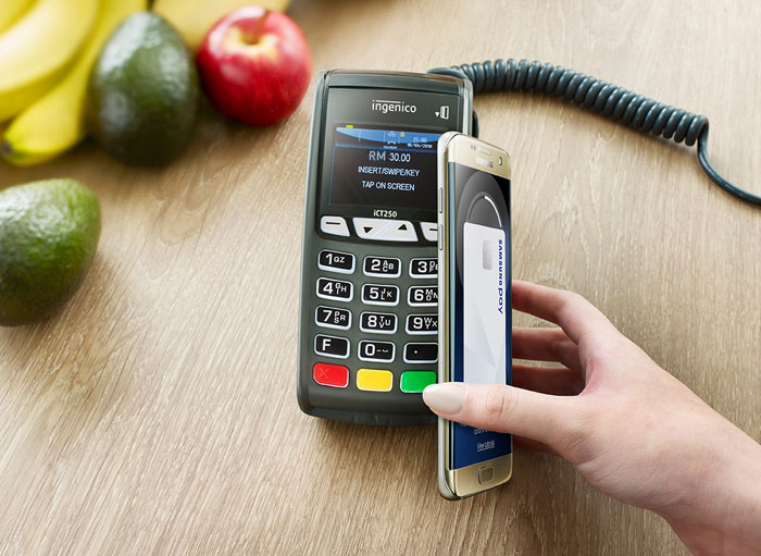 Samsung Pay and PayPal Team Up