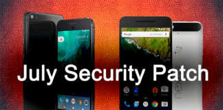 july security patch