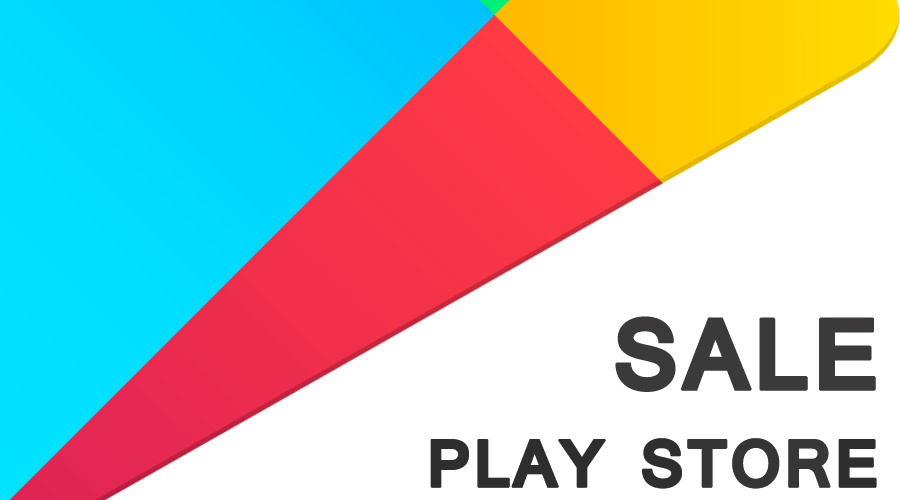 play store sale