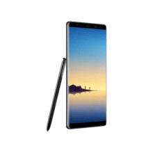 Samsung Galaxy Note8 side view