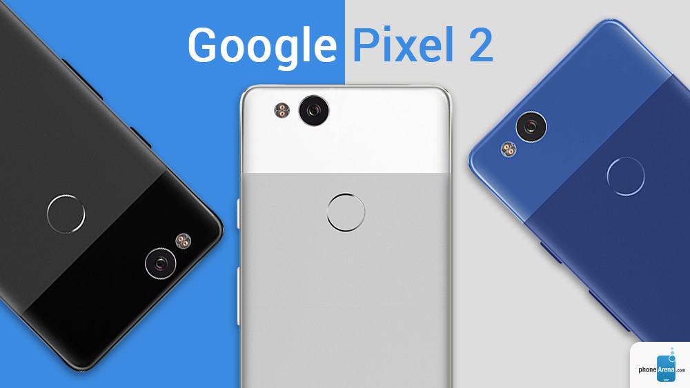 Image result for pixel 2 and pixel 2 xl photos storage