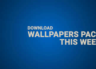 wallpaper packs this week