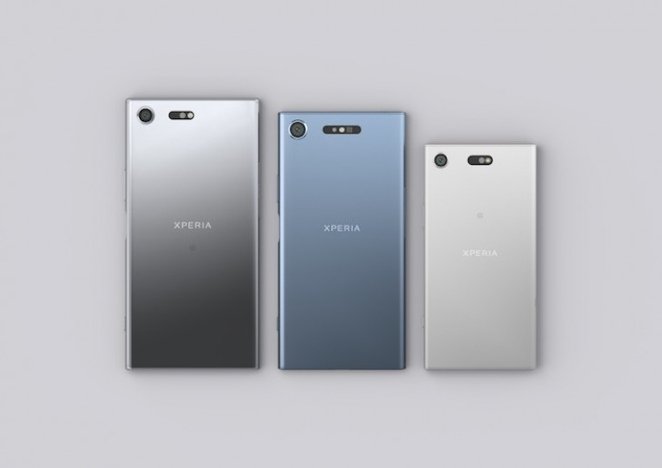 sony launches the premium xperia xz1 xperia xz1 compact at ifa 2017