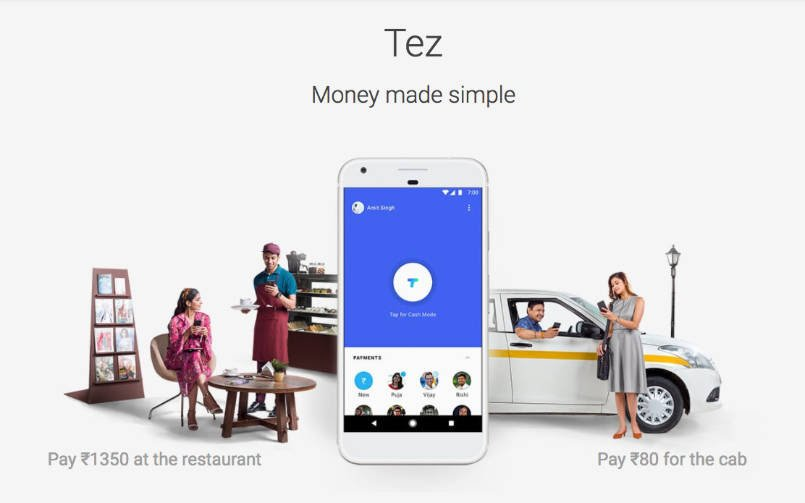 Google Tez Vs Whatsapp Payment