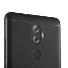 Lenovo K8 Plus Venom Black camera