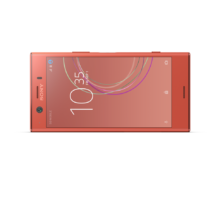 Sony Xperia XZ1 Compact red front