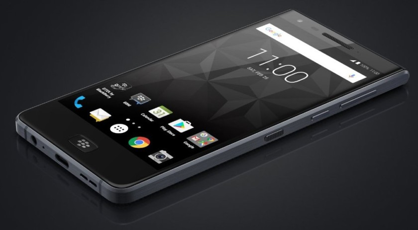 Blackberry Motion Launches With Snapdragon 625 Soc 4000mah Battery