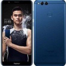 Huawei Honor 7X blue